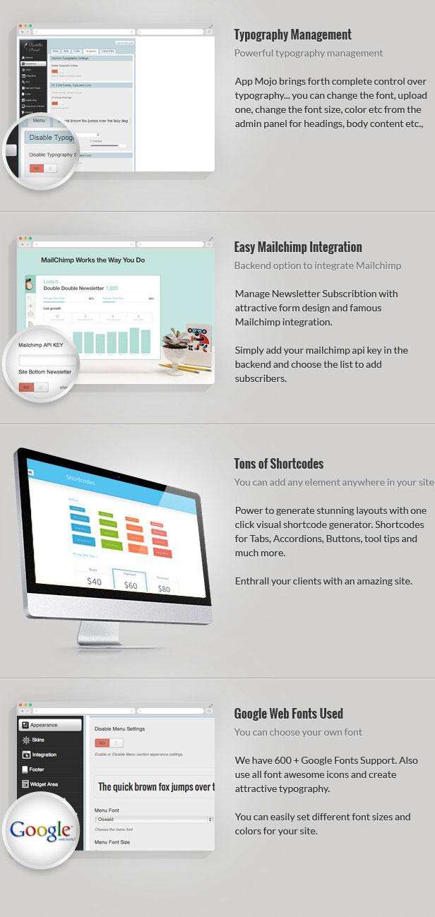 App Mojo - Single Page Software Promotion Theme  App Mojo - Single Page Software Promotion Theme  App Mojo - Single Page Software Promotion Theme  App Mojo - Single Page Software Promotion Theme