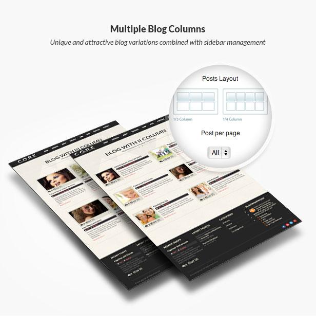 Core - OnePage Multipurpose WordPress Theme - 17