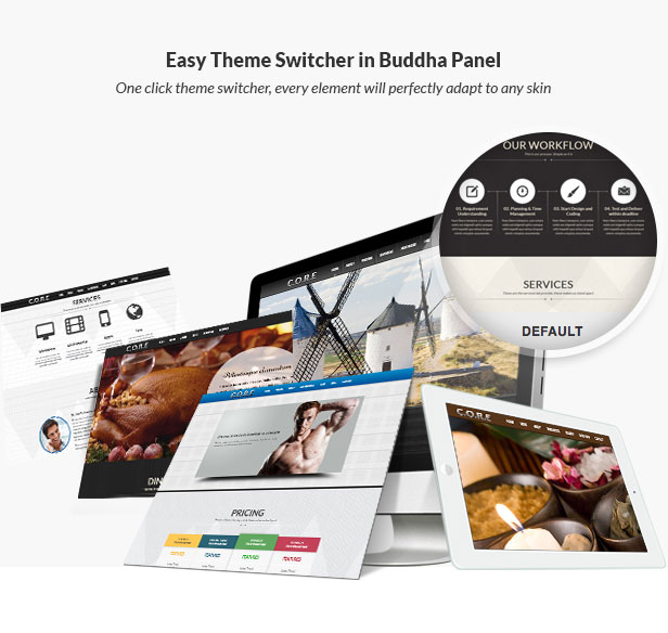 Core - OnePage Multipurpose WordPress Theme - 24