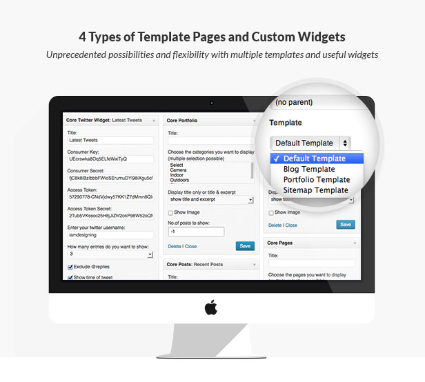 Core - OnePage Multipurpose WordPress Theme - 18