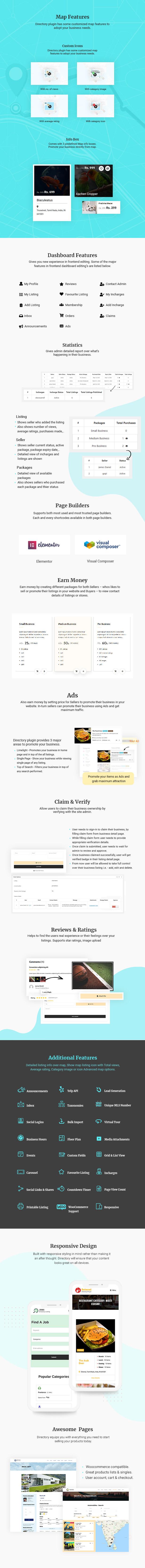 DT - Directory WordPress Plugin - 3