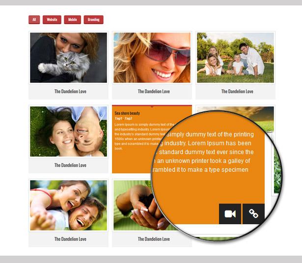 Elegant Business - Responsive HTML Template - 6