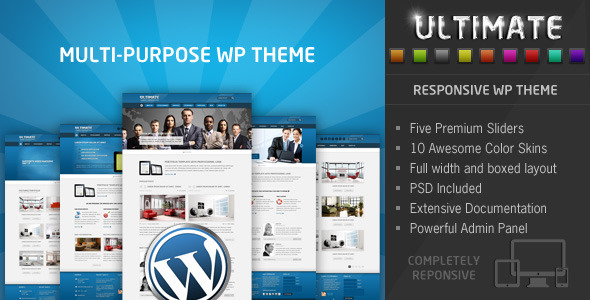 Ultimate WordPress Theme
