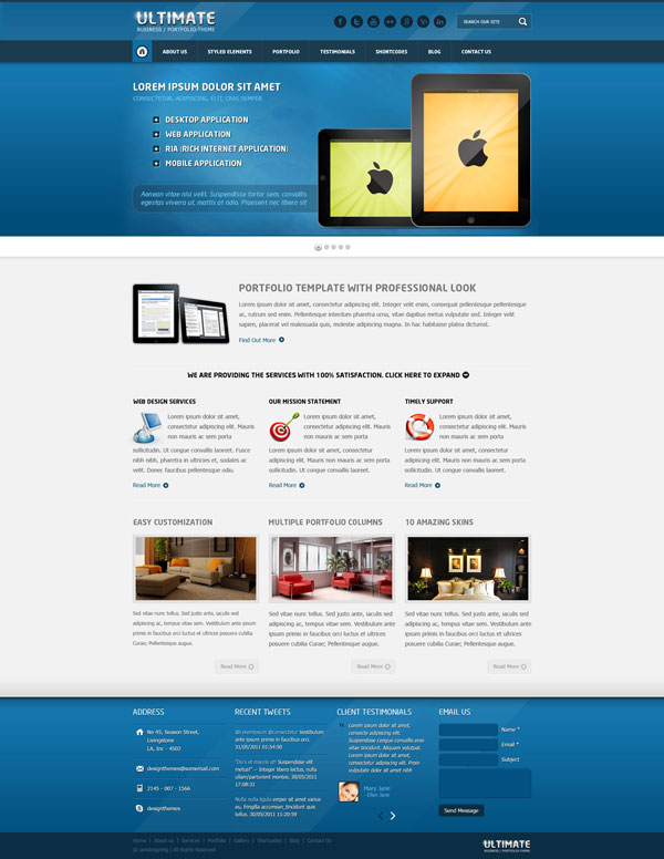 Ultimate Homepage v2
