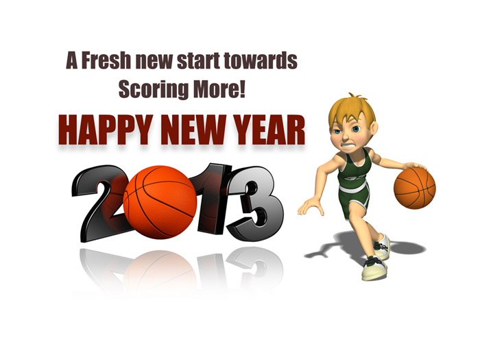 2013 New Start Wallpaper