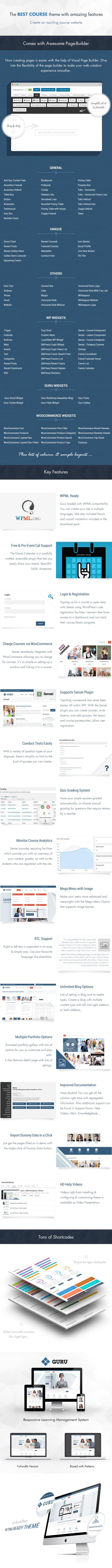 Guru | LMS, Sensei WordPress - 1