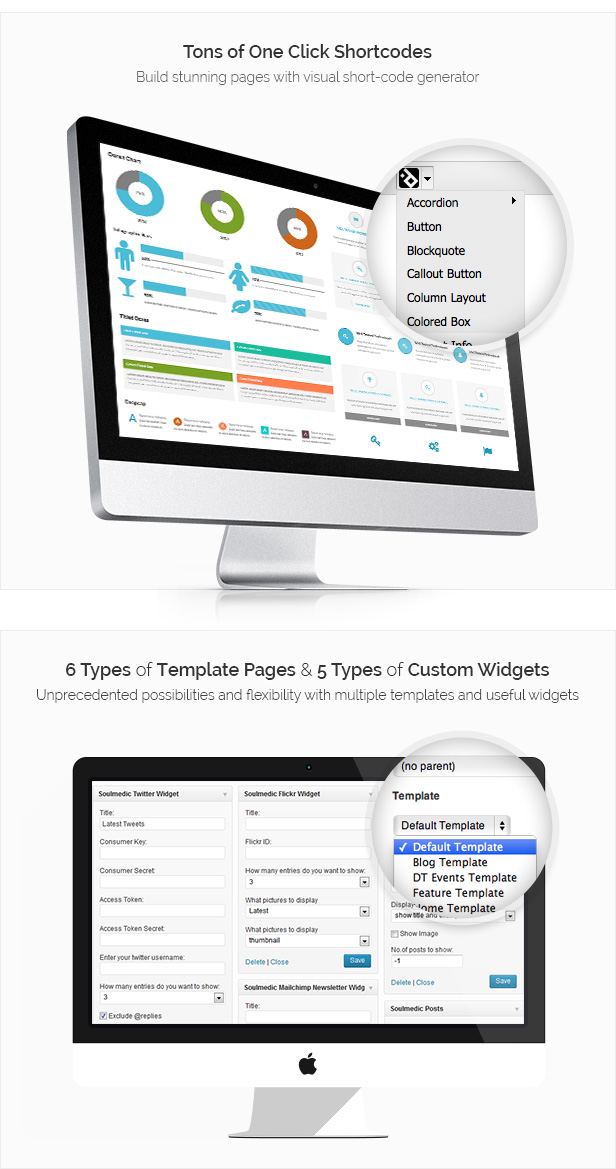 SoulMedic | Hospital & Doctor WordPress Theme - 6