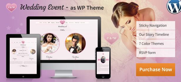 Marriage, Wedding Cermony Event Invite PSD - 1
